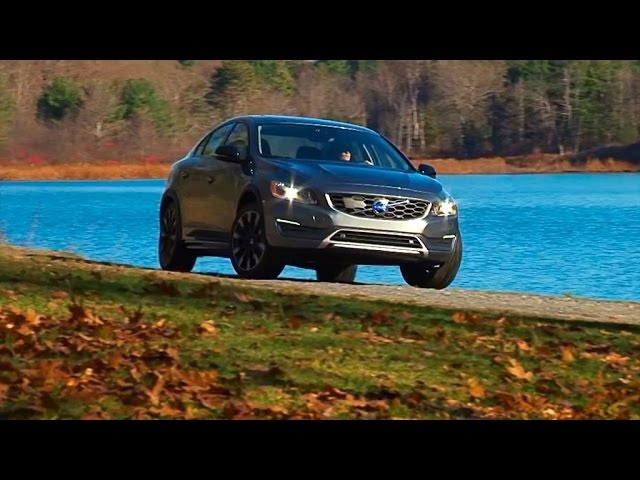 Volvo S60 Cross Country 2016 Review | TestDriveNow