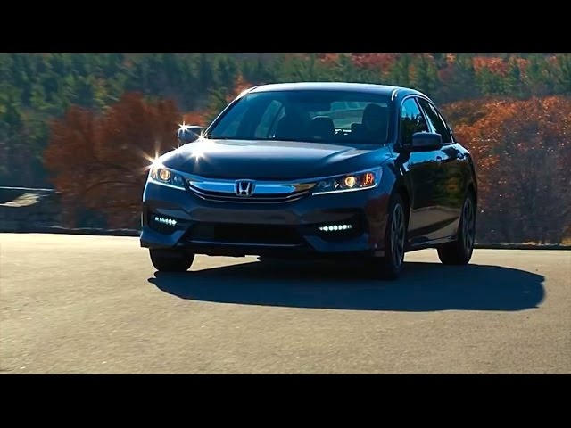 Honda Accord Sedan 2016 Review | TestDriveNow