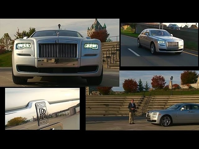 Rolls Royce Ghost 2015 Review | TestDriveNow