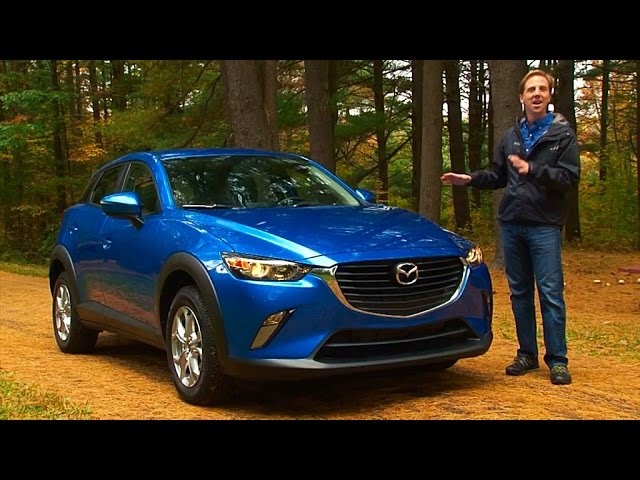 <em>Mazda</em> CX3 Touring 2016 Review | TestDriveNow