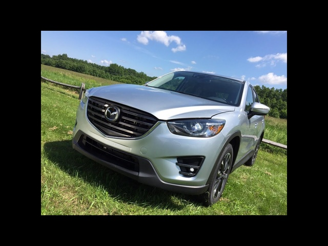2016 <em>Mazda</em> CX-5 - TestDriveNow.com Review by Auto Critic Steve Hammes