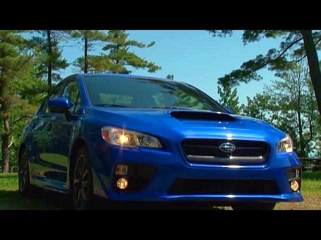 2015 Subaru WRX -TestDriveNow.com Review by Auto Critic Steve Hammes
