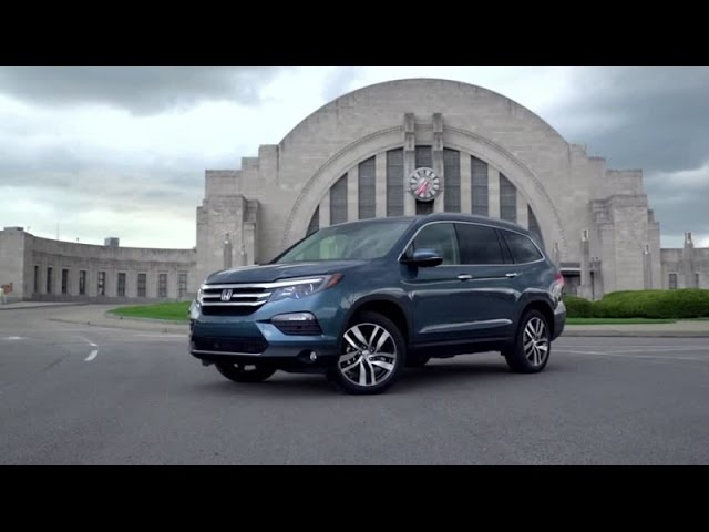 2016 Honda Pilot -TestDriveNow.com Preview by Auto Critic Steve Hammes