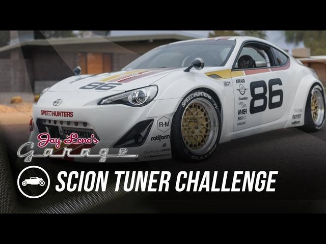 Speedhunters Scion Tuner Challenge 2015 FR-S -Jay Leno's Garage