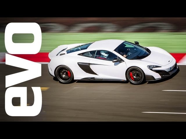 <em>McLaren</em> 675LT first ride | INSIDE evo