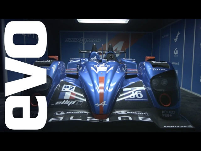 Alpine A450 LMP2 | evo REVIEW