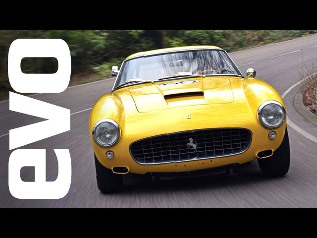 10million-euro Ferrari driven, with RM Sotheby's
