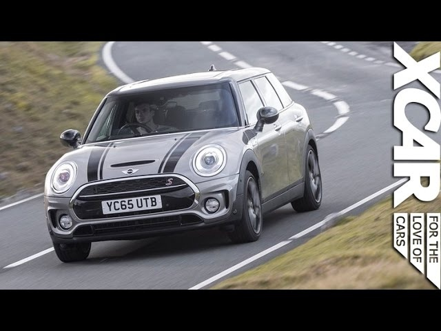 2016 MINI Clubman: More Room For Your Life - XCAR
