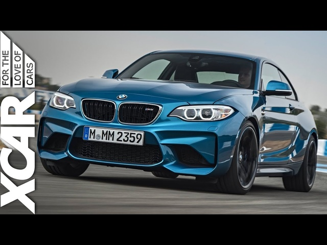 2016 <em>BMW</em> M2: All The Details And Engine Noise - CARFECTION