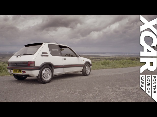 <em>Peugeot</em> 205 GTI: French Perfection - XCAR