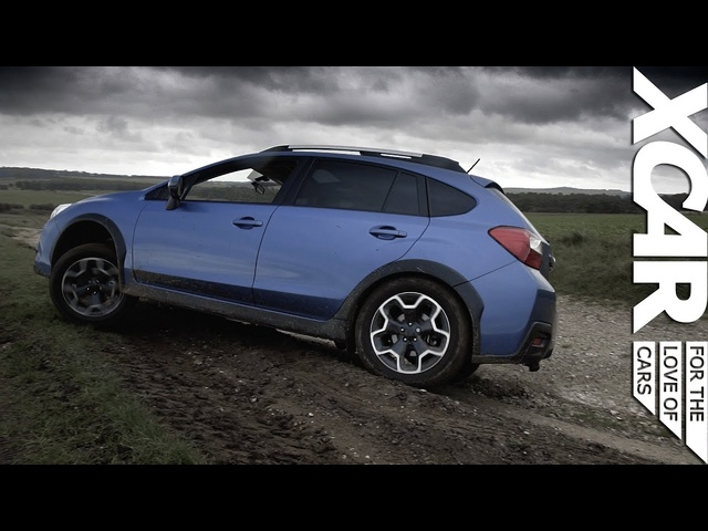Why Do We Drive Off-Road?: <em>Subaru</em> XV - XCAR