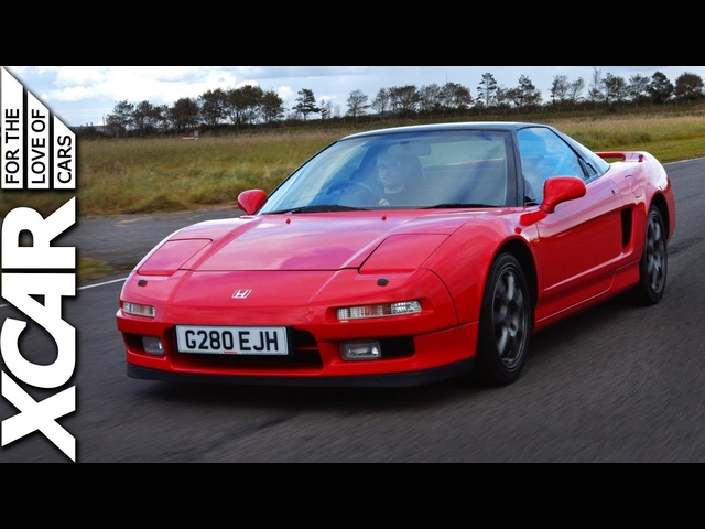 <em>Honda</em> NSX: Japan's Mid-Engined Supercar Perfection - XCAR