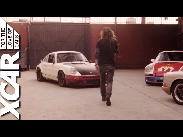 Magnus Walker: His Porsches, His Way - XCAR