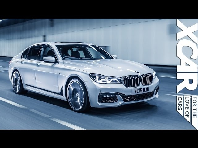 <em>BMW</em> 7 Series: Smarter Than You & Luxury In Every Detail - XCAR