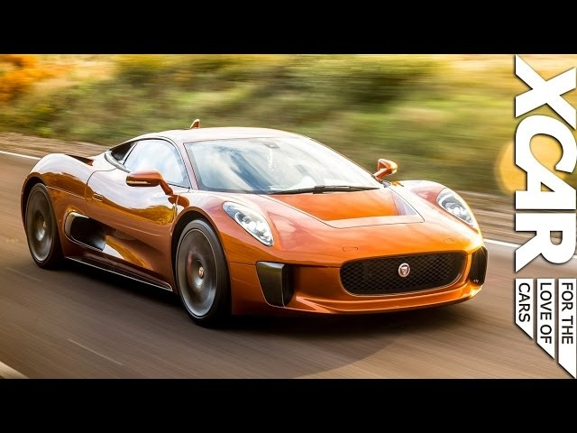 <em>Jaguar</em> C-X75 & Co: Taking on James Bond's DB10 In Spectre - XCAR