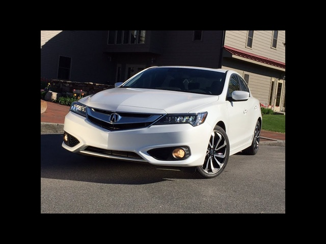 2016 Acura ILX A-SPEC - TestDriveNow.com Review by Auto Critic Steve Hammes