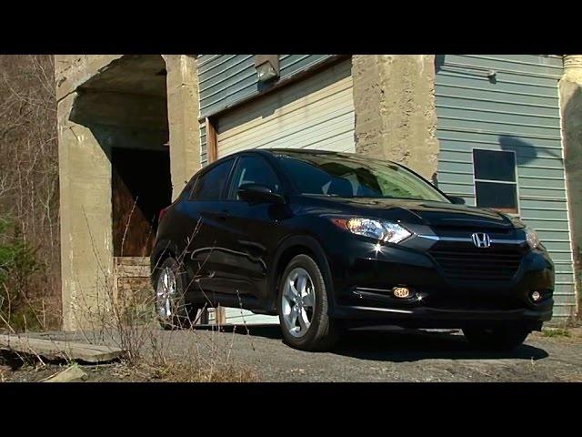 2016 Honda HR-V EX- TestDriveNow.com Review by Auto Critic Steve Hammes | TestDriveNow