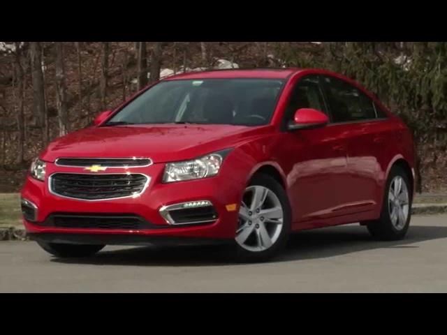 2015 <em>Chevrolet</em> Cruze Diesel -TestDriveNow.com Review by Auto Critic Steve Hammes | TestDriveNow