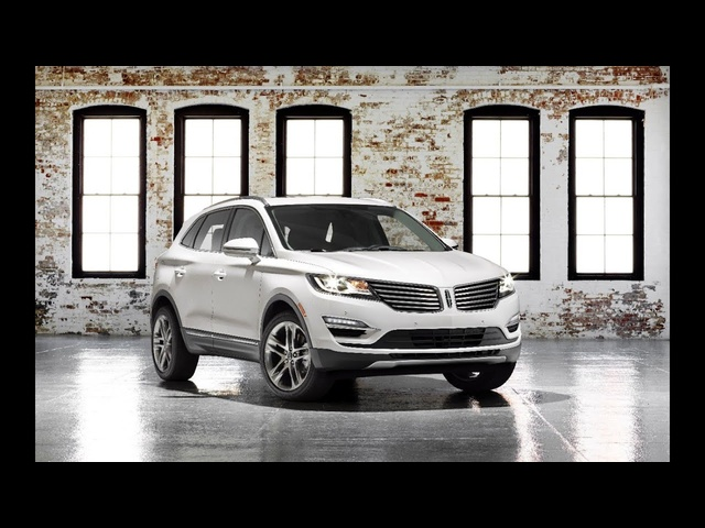 2015 Lincoln MKC - TestDriveNow.com Review by Auto Critic Steve Hammes
