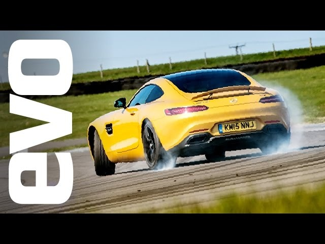 <em>Mercedes</em>-AMG GT S review by Henry Catchpole