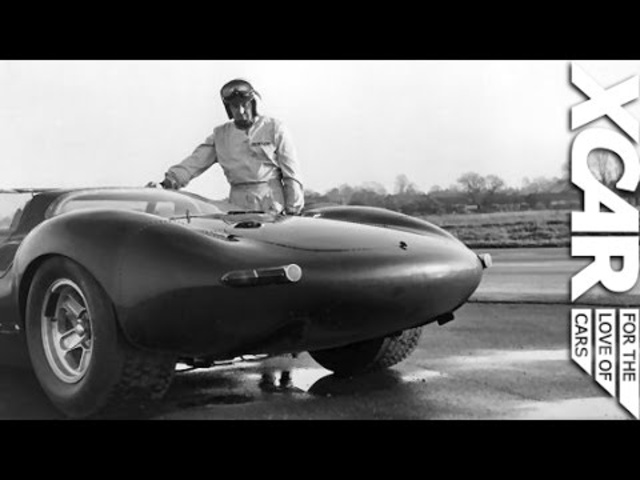 Norman Dewis: The Greatest Test Driver In History -XCAR