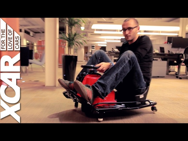 Crazy Cart Review: Turn Your Office Into a Race Track - XCAR