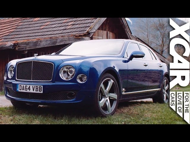<em>Bentley</em> Mulsanne Speed: Going Fast In Style