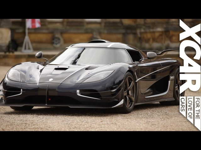 Salon Prive 2015 Preview: Koenigsegg, Ferrari, McLaren & More - XCAR