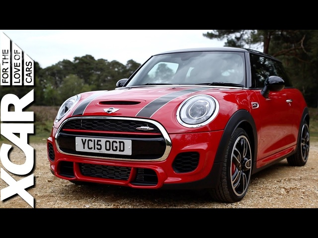 2016 MINI Cooper S John Cooper Works Review - XCAR