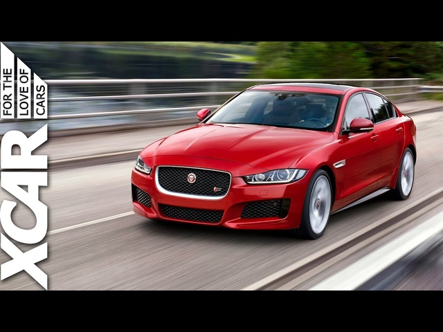 <em>Jaguar</em> XE: Can It Beat The BMW 3 Series? - XCAR