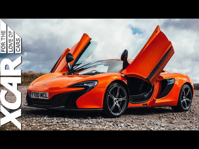 <em>McLaren</em> 650S: A Step Closer To Perfection - XCAR