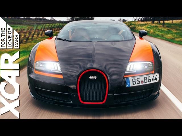 Bugatti Veyron: The Original Hypercar -XCAR