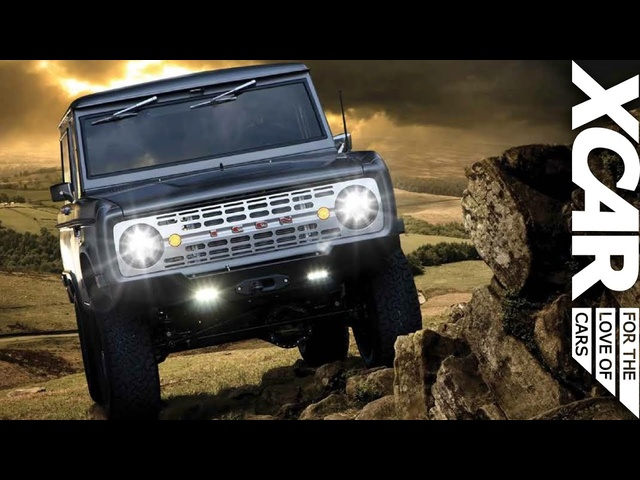Automotive Superstar: ICON's Jonathan Ward -XCAR