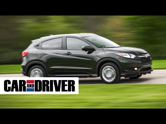 2016 <em>Honda</em> HRV Video – <em>Honda</em> HRV Crossover Price, Review, and Specs | Car and Driver