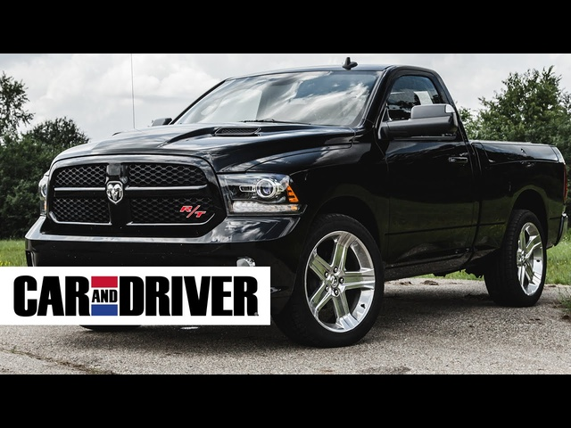 60 Second Review: Ram 1500 – Car&Driver