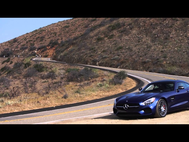<em>Mercedes</em>- AMG GT S tackle legendary roads with Alex Roy and Mike Spinelli - EP 1