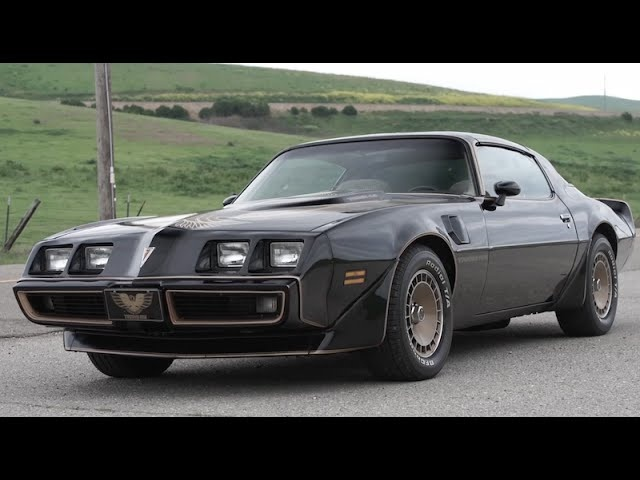 Turbo V8 Chicken: <em>Pontiac</em> Trans Am - /BIG MUSCLE