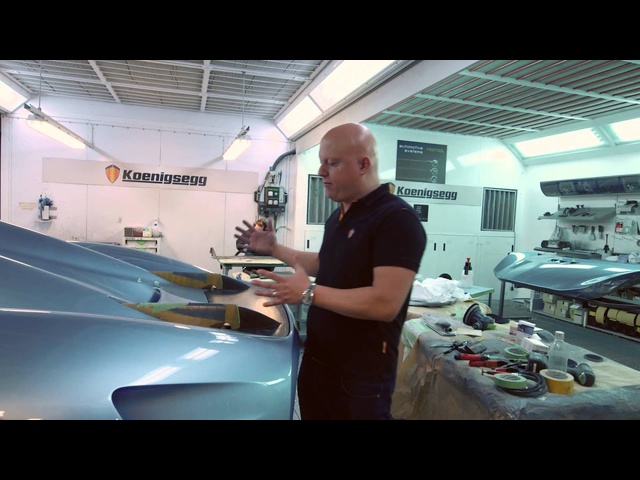 A Whole New Wing - /INSIDE KOENIGSEGG
