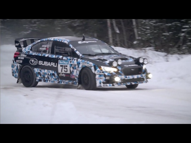 <em>Subaru</em>'s New Rally Car, and New Year - /LAUNCH CONTROL: S03E01