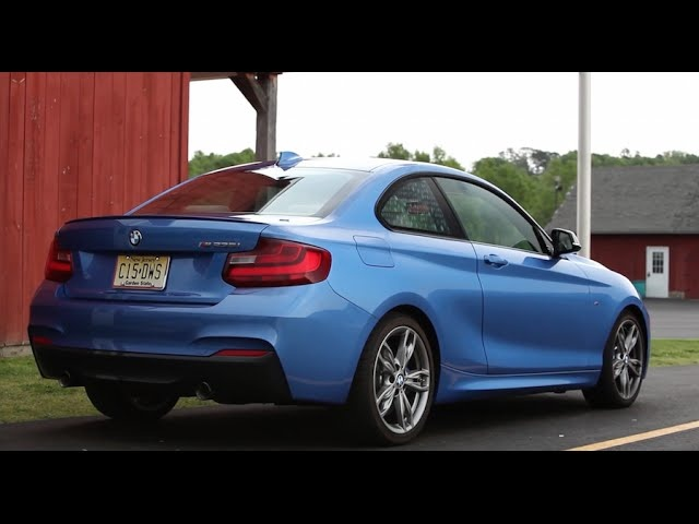 """Germanicity""; def. <em>BMW</em> M235i and VW GTI - /DRIVEN"
