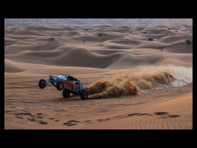 The Ultimate Mid East Road Trip -- /DRIVE Season 2 Trailer on NBC Sports Preview