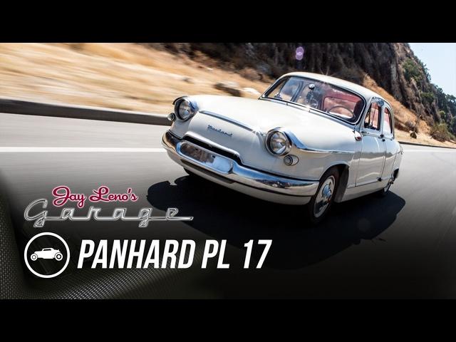 1960 Panhard PL 17 -Jay Leno's Garage