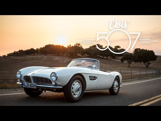 This <em>BMW</em> 507 Has Been Reborn In The Memory Of Elvis Presley