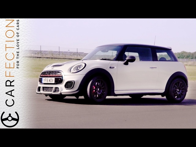 MINI John Cooper Works Challenge: So Loud It's Illegal - Carfection
