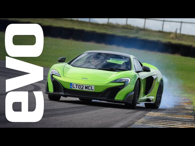 <em>McLaren</em> 675LT | evo LEADERBOARD