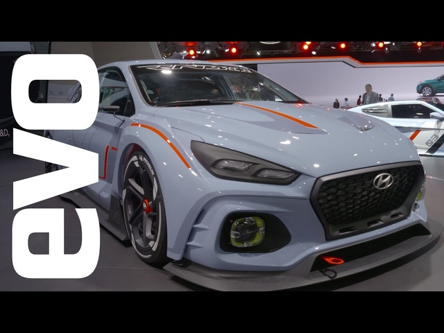 Hyundai RN30 preview | evo MOTOR SHOWS