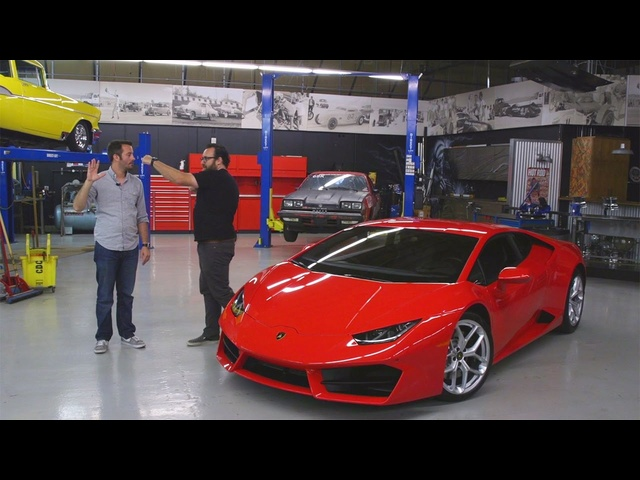 Just Showed Up: '17 <em>Lamborghini</em> Huracan LP 580-2 (w/Jonny Lieberman) – Daily Fix