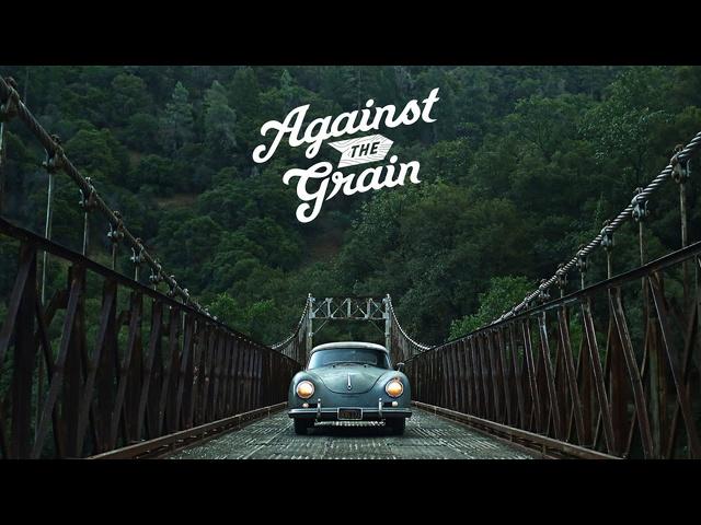 This <em>Porsche</em> 356 Is Driven Against The Grain