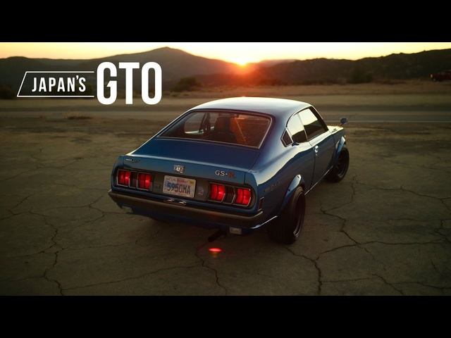 Mitsubishi's Colt Galant Is Japan's GTO