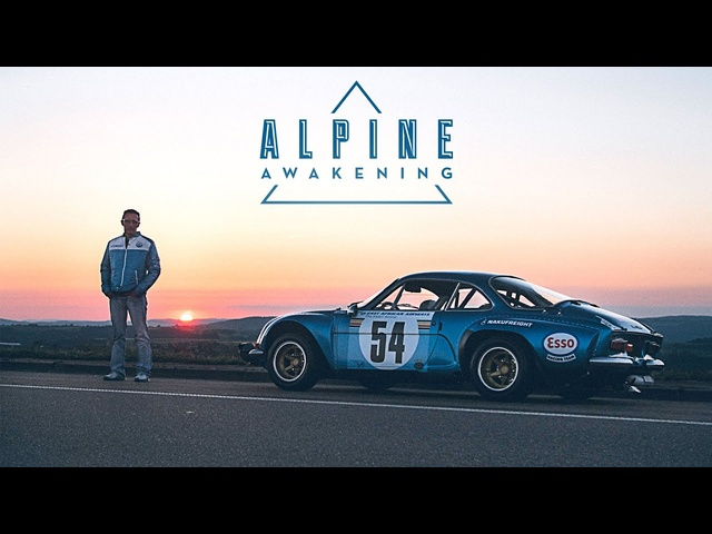 One Man's <em>Alpine</em> Awakening